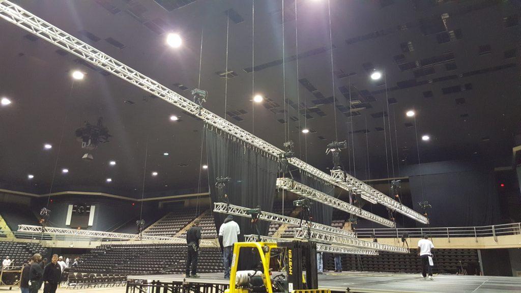 Arena show, Salisbury, Maryland