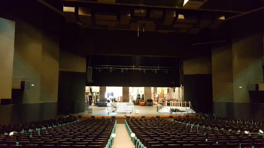 Big theatre - Music Hall at Fair Park